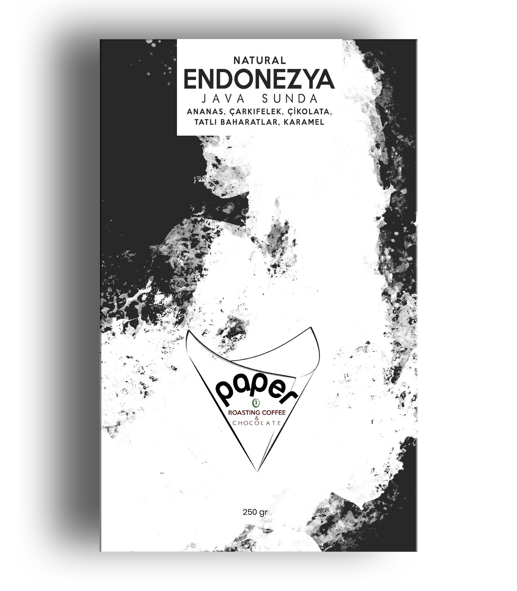 Endonezya Java Sunda Natural