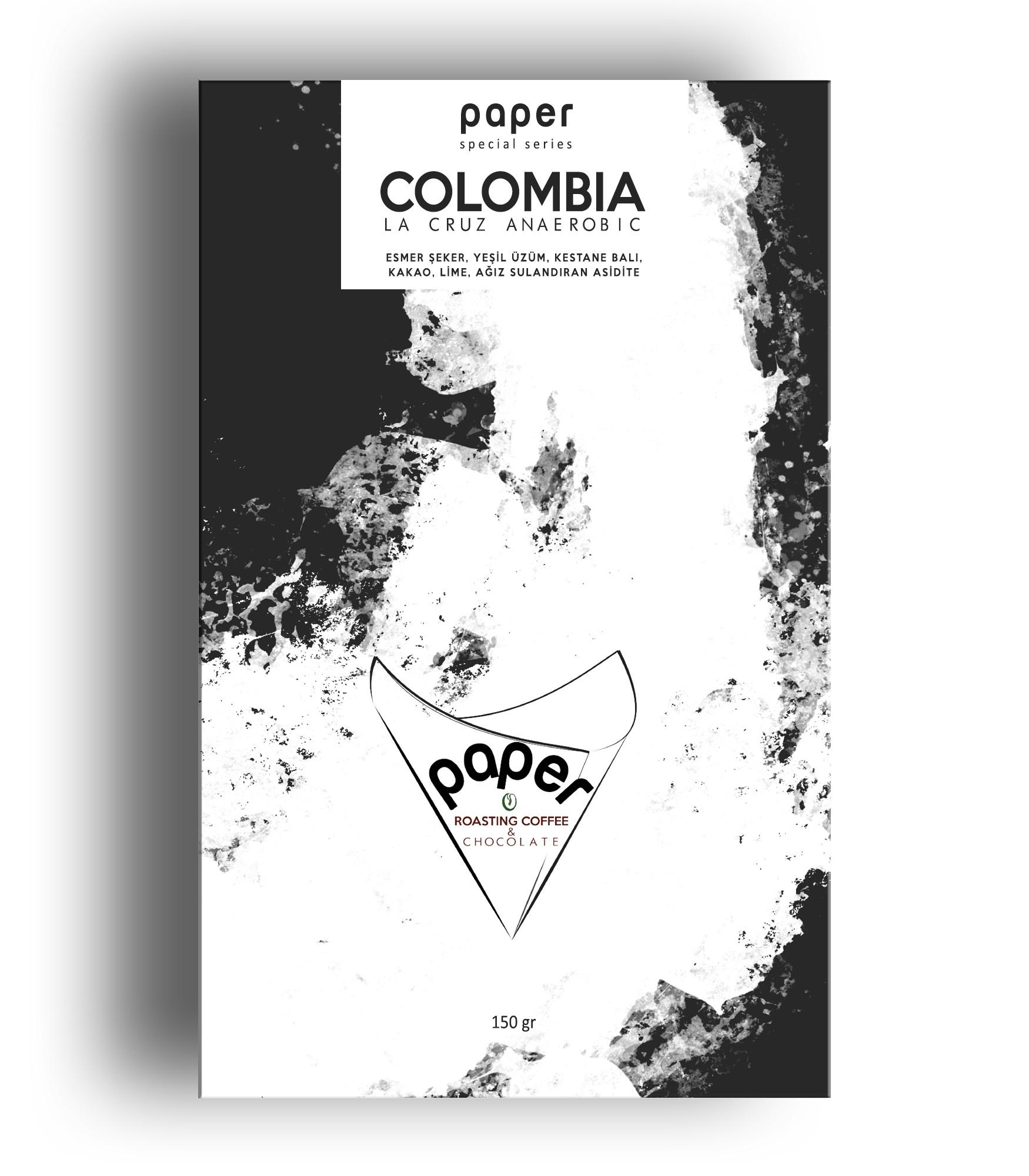 SPECIAL SERIES - Colombia La Cruz Nariño Caturra Anaerobik
