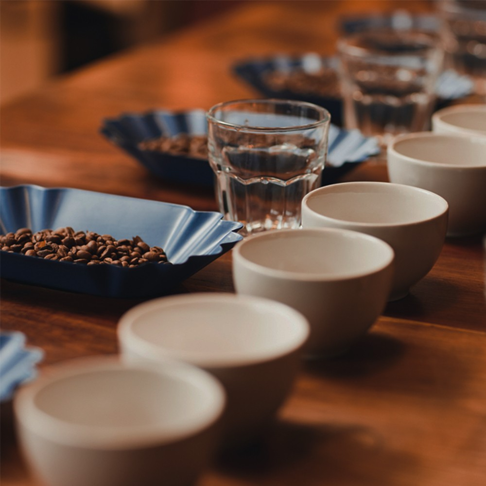 Cupping Workshop