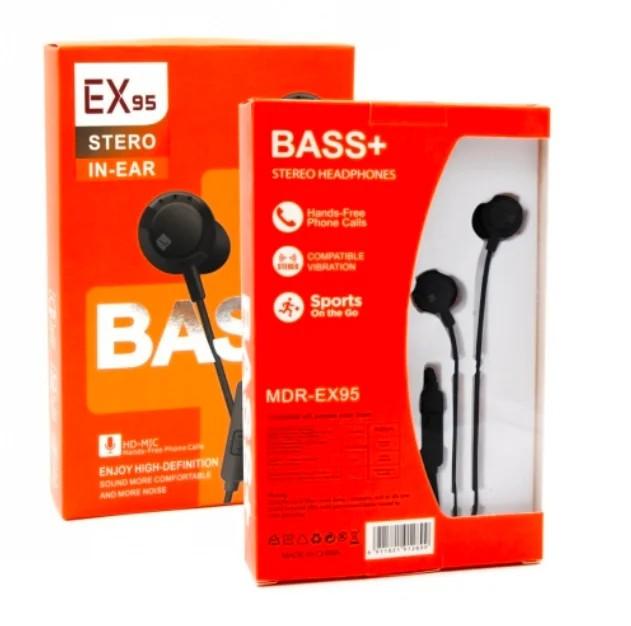 EX-95 Mikrofonlu Kulaklık