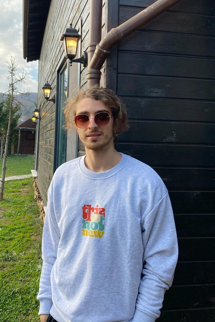 This is Not New Melanj Oversize Sweatshirt