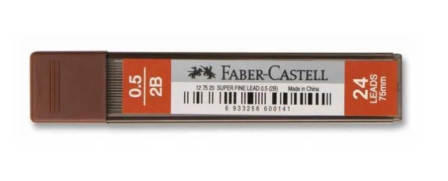 Faber Castell 0.5mm 2B Kalem Ucu