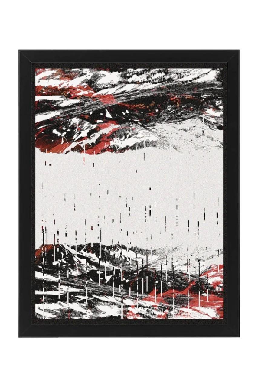 Reflection Özel Tasarım 30x40 Tablo
