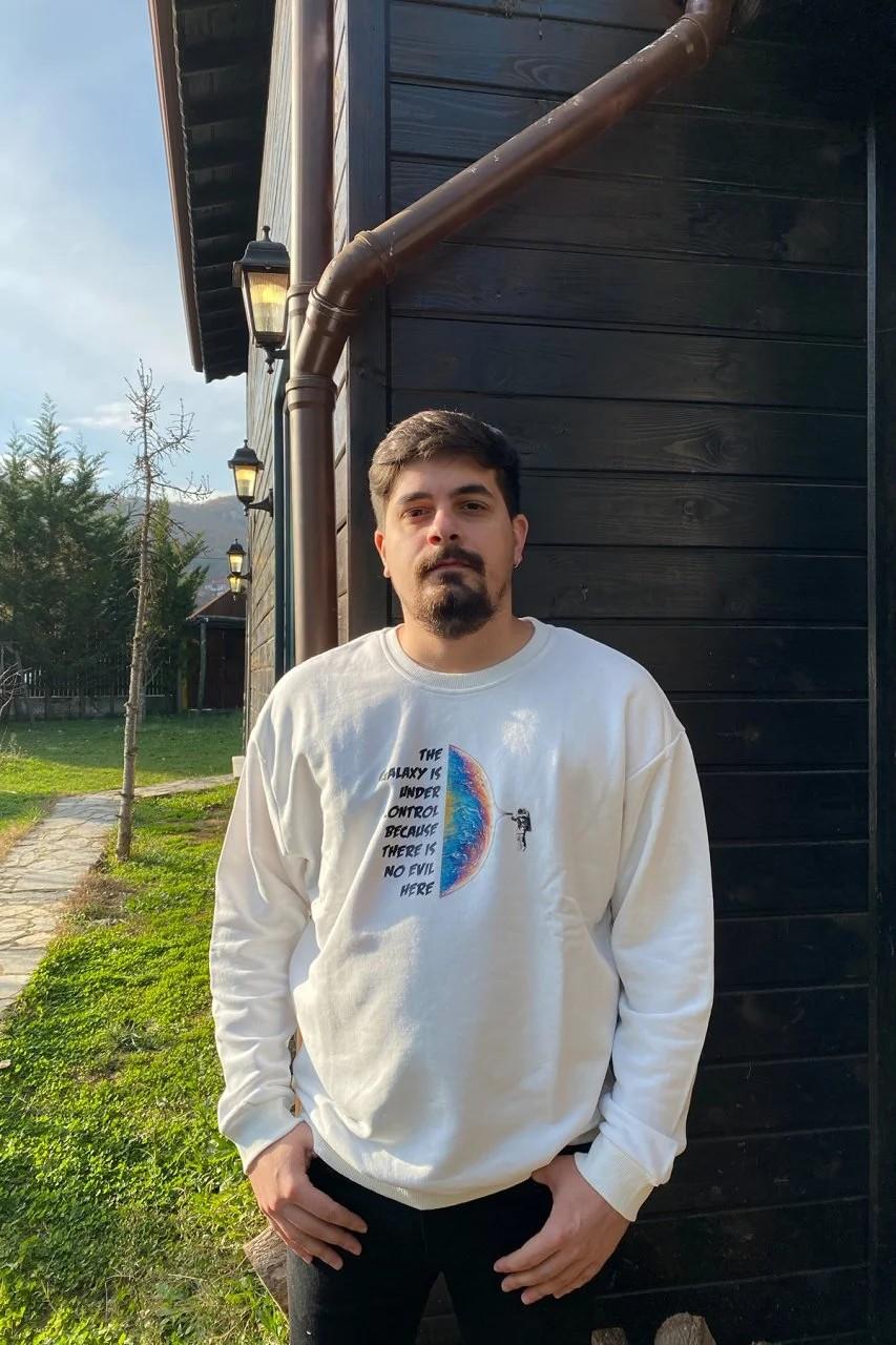 The Galaxy Unisex Sweatshirt