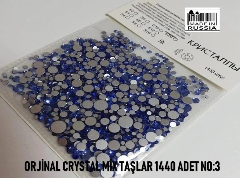 TNL ORJİNAL CRYSTAL TAŞ 1440 ADET NO 3