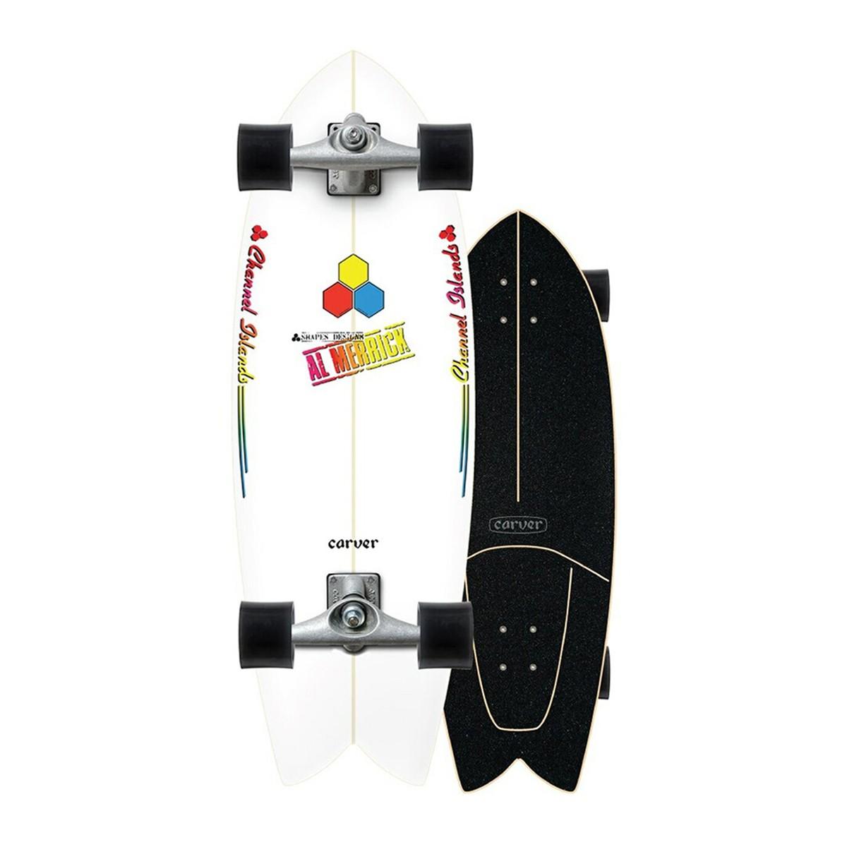 Carver CI Fishbeard 29.25'' Surfskates CX Cruiser C1012011098