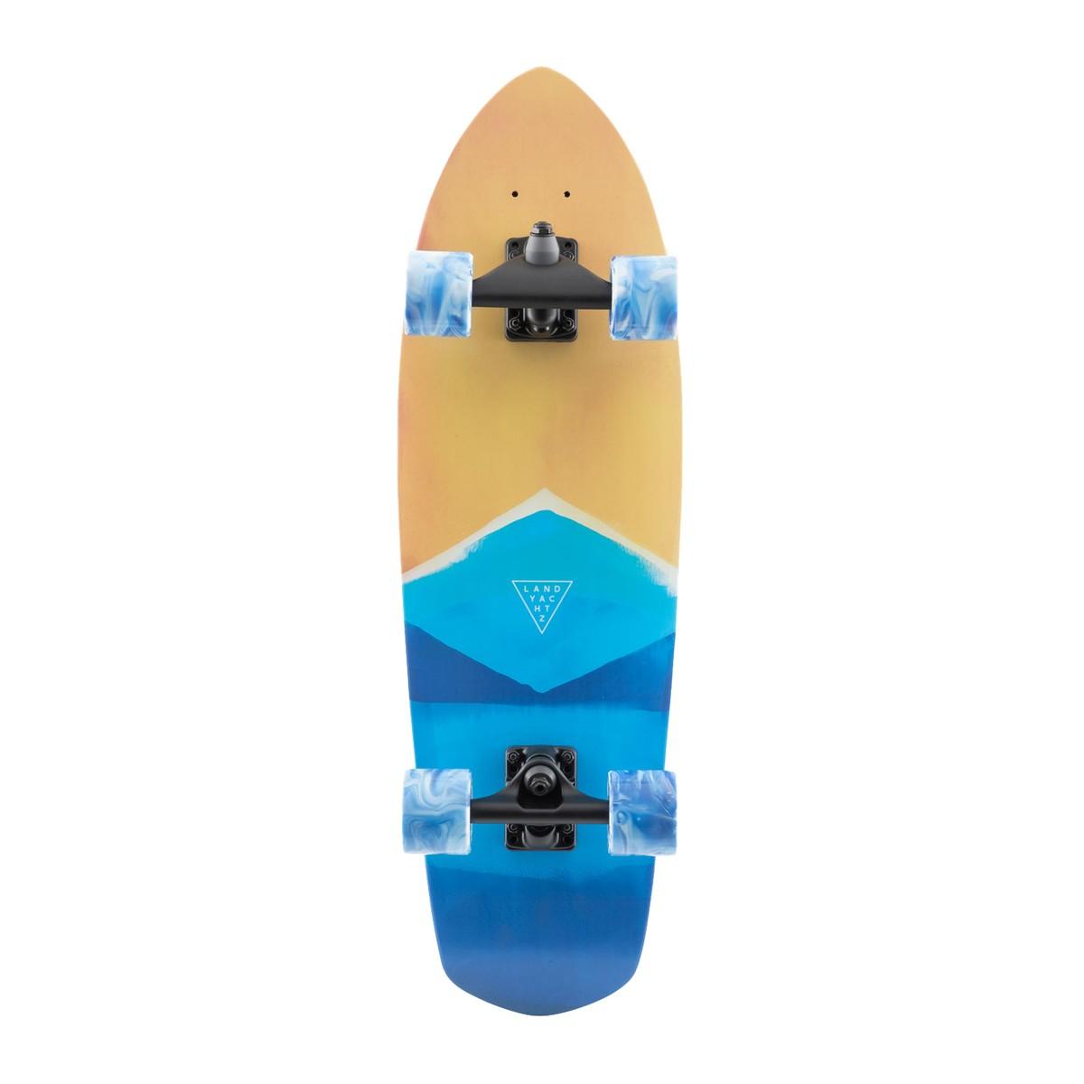 Landyachtz Pocket Knife Watercolor Complete Surfskates 121CP-SSPKWC