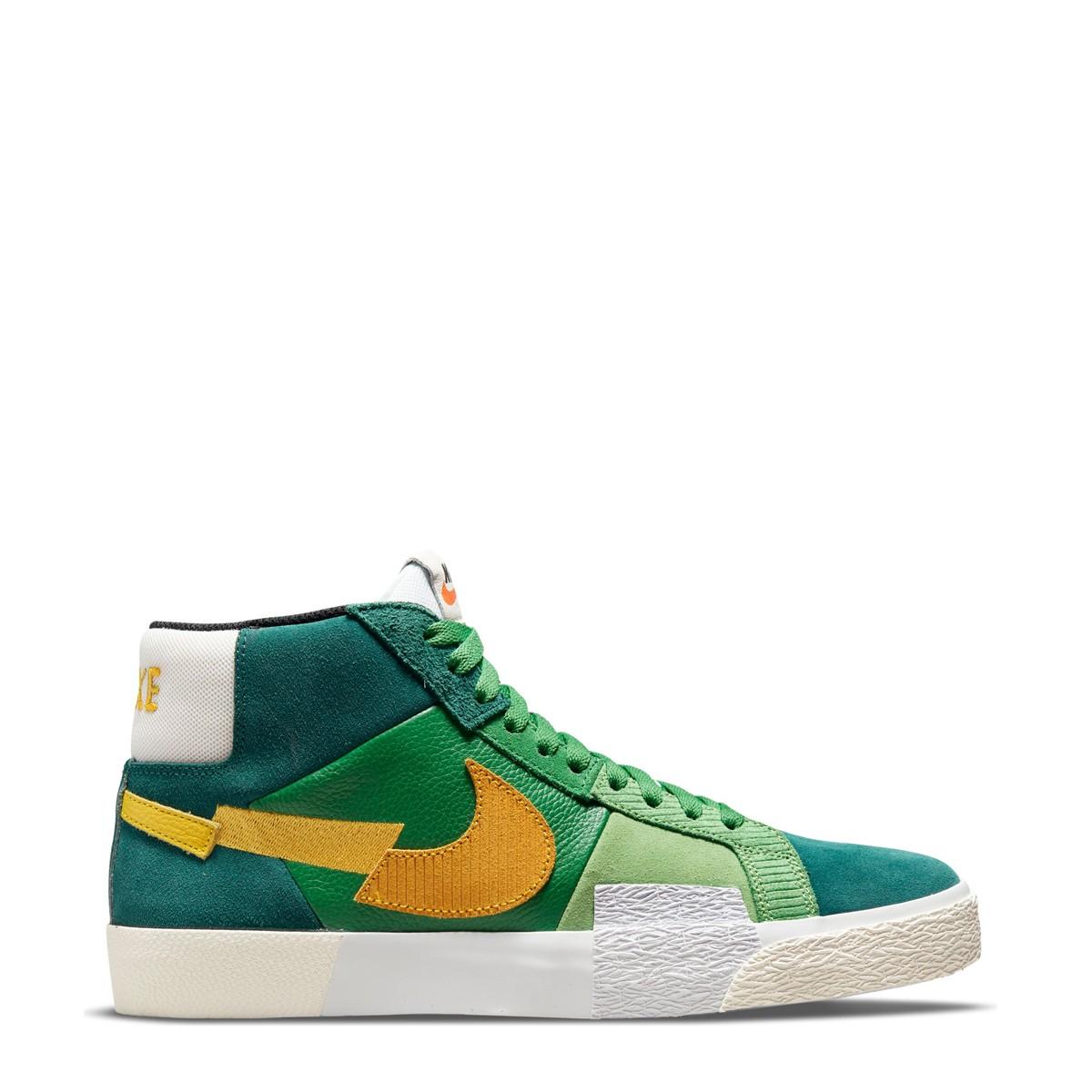 Nike SB Zoom Blazer Mid Premium Unisex Ayakkabı DA8854-300