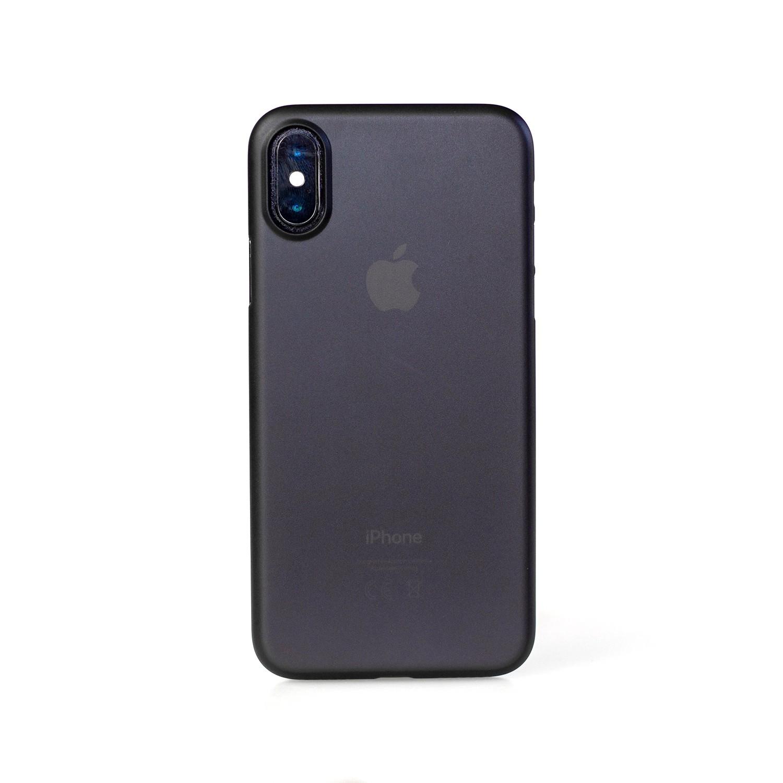 iPhone XS Max Ultra İnce Antibakteriyel Telefon Kılıfı