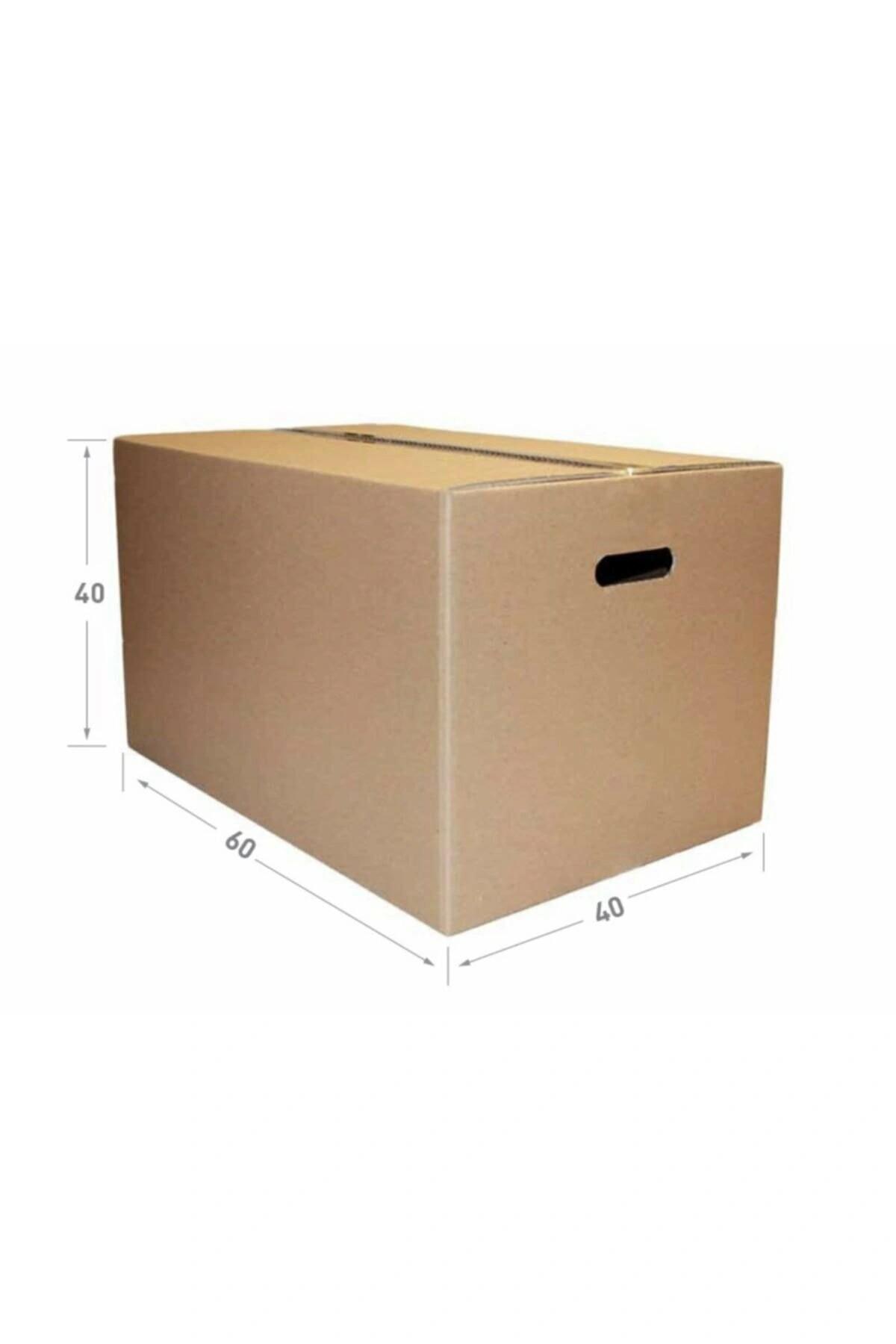 Çift Dopel Oluklu Taşınma Kolisi 50x30x30 10 Ad.