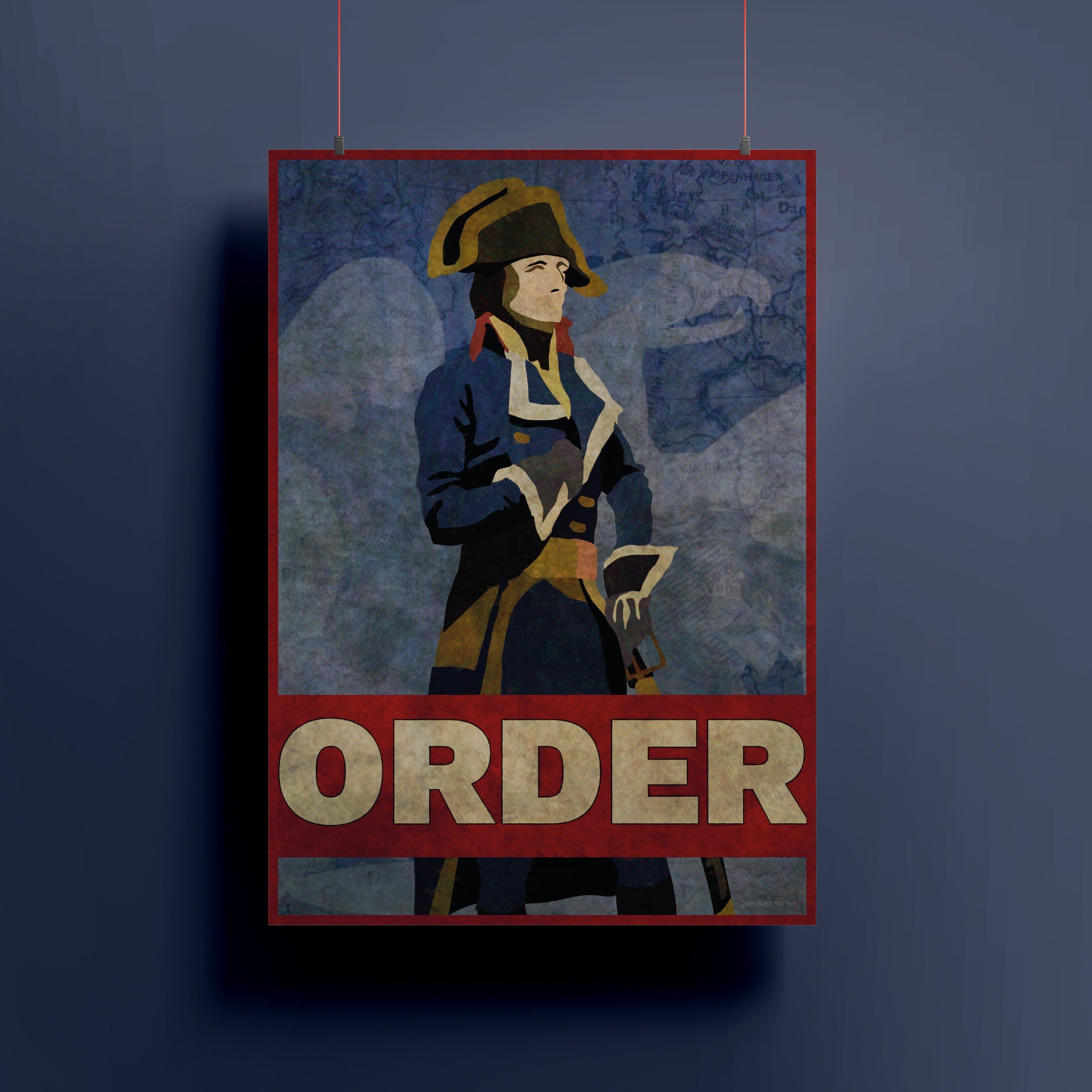 Napolyon Bonapart Propaganda Posteri