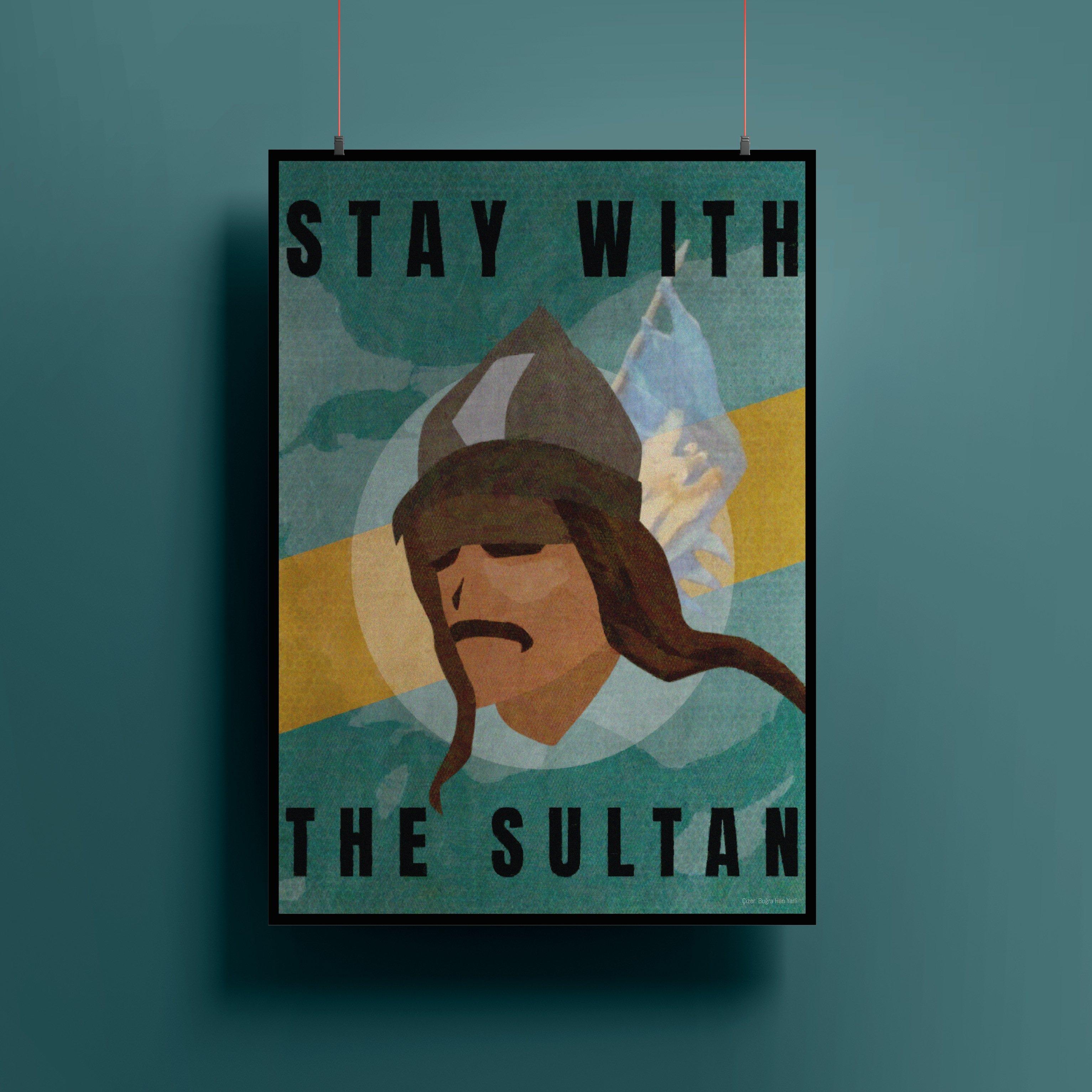Selçuklu Propaganda Posteri