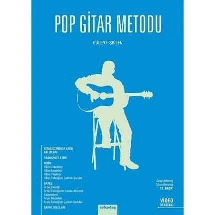 POP GİTAR METODU BÜLENT İŞBİLEN