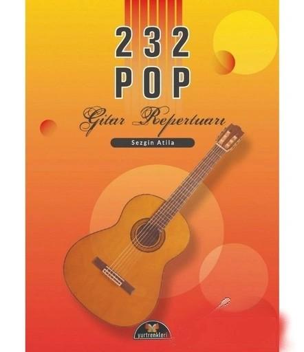 232 POP GİTAR METODU-SEZGİN ATİLA