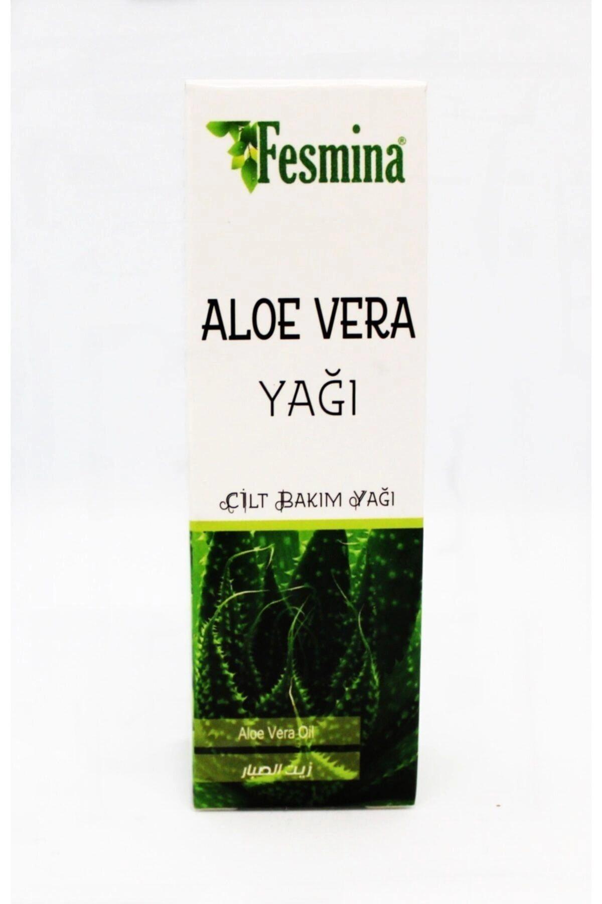 Aloe Vera Yağı 20cc