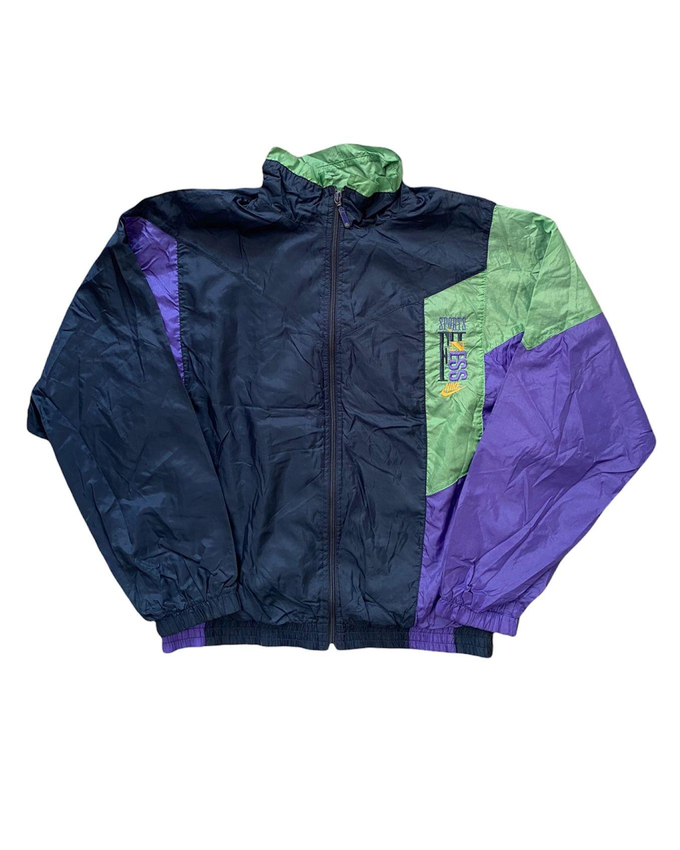 Nike 90's Old School Shell Ceket (M)