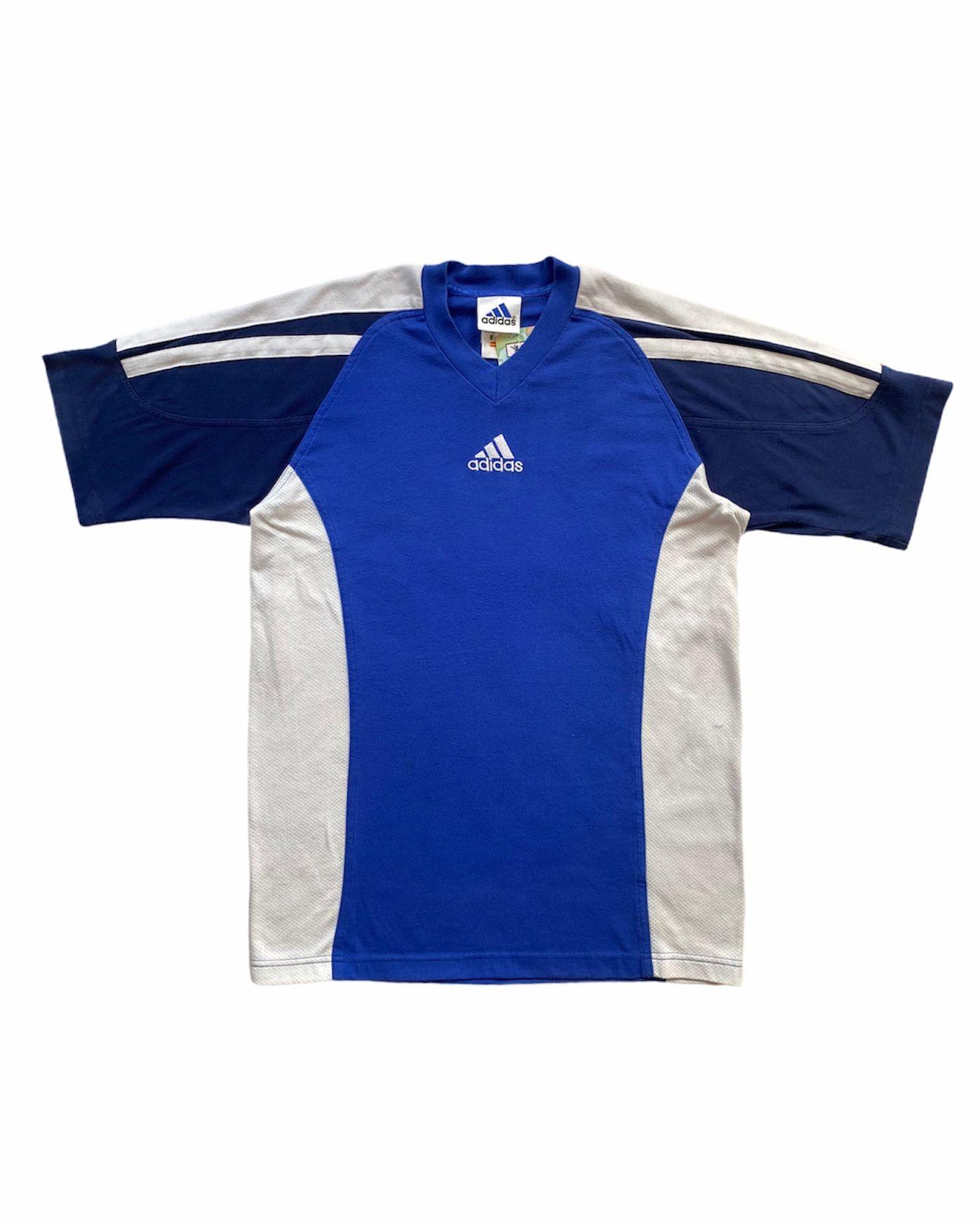 Adidas 00's Vintage T Shirt (M)