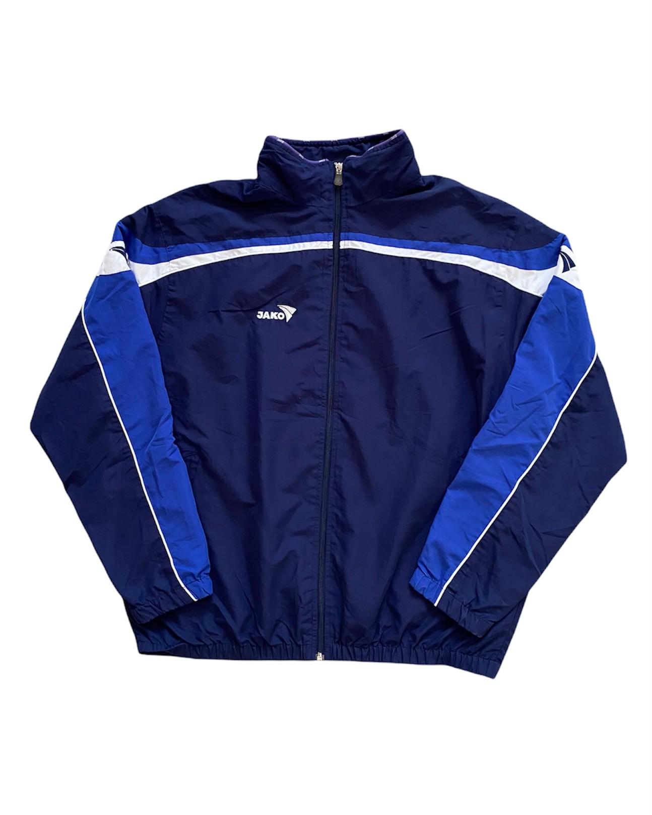 Jako Blue Vintage Mevsimlik Ceket (XL)