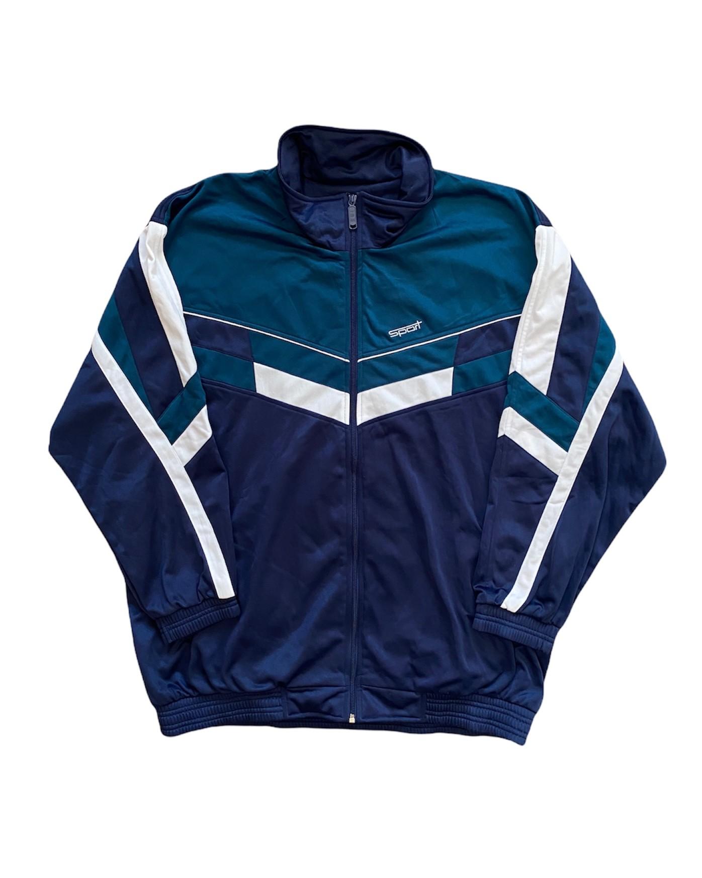 Paris Sport Vintage Mevsimlik Ceket (XXL)