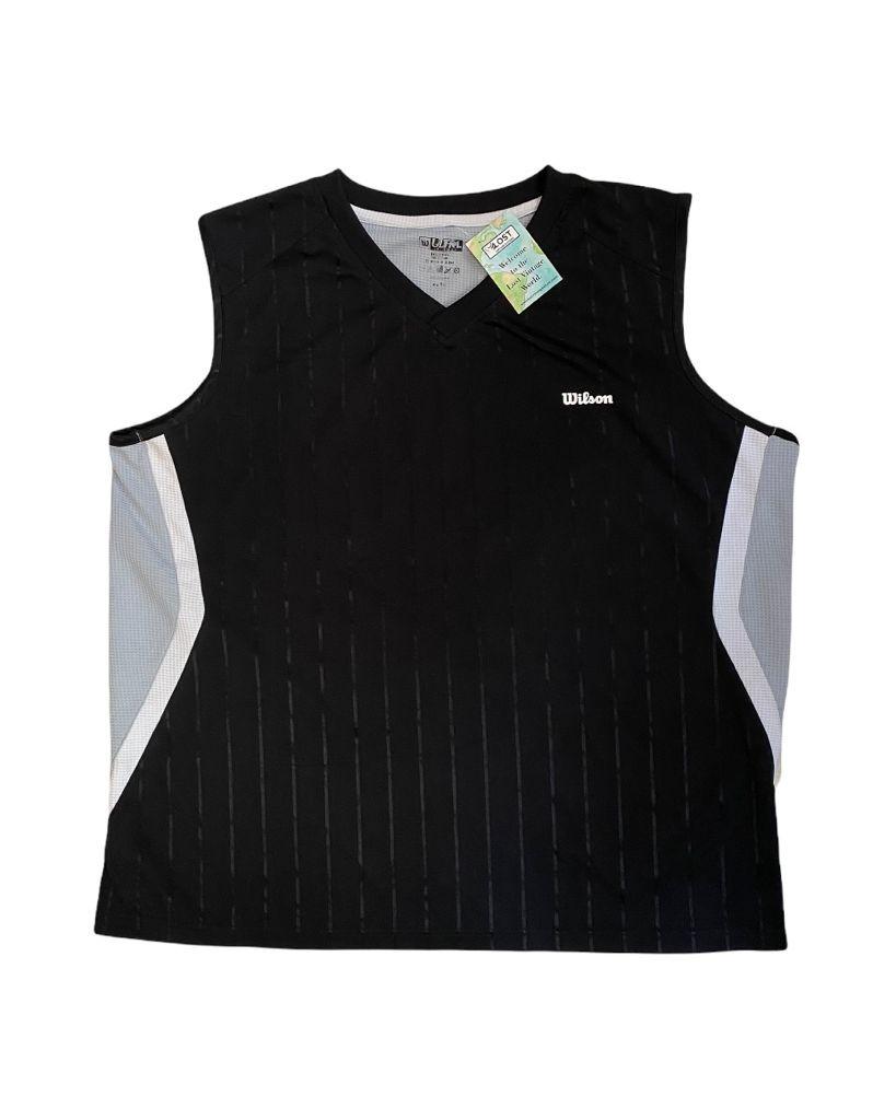 Wilson Black Jersey (XL)