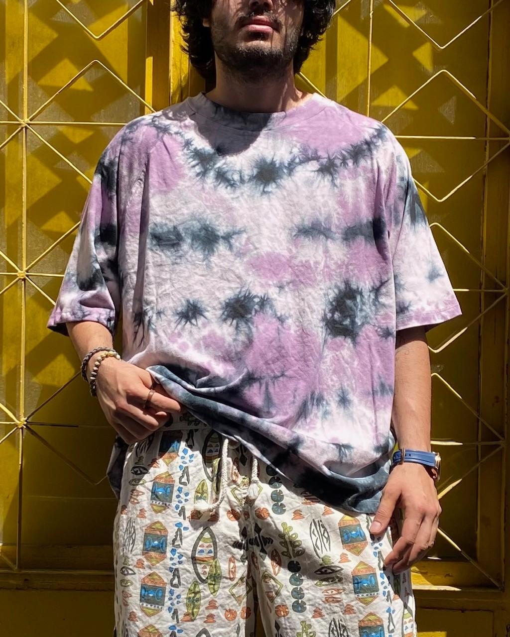 A. Design Tie Dye T Shirt (SAS5)