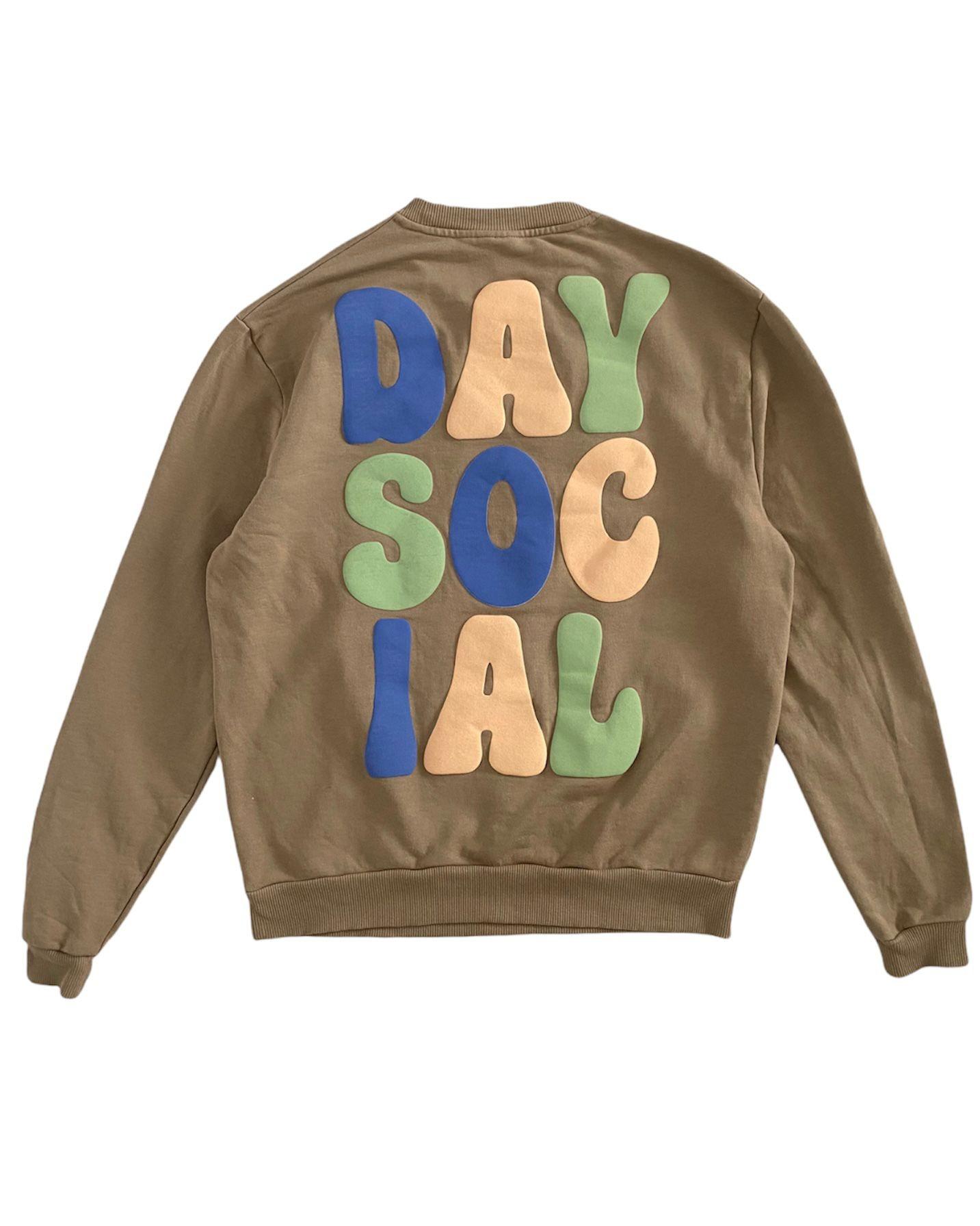 A. Design Day Social Sweatshirt (SAS79)