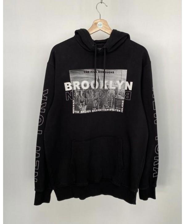 New York Brooklyn Hoodie (L)