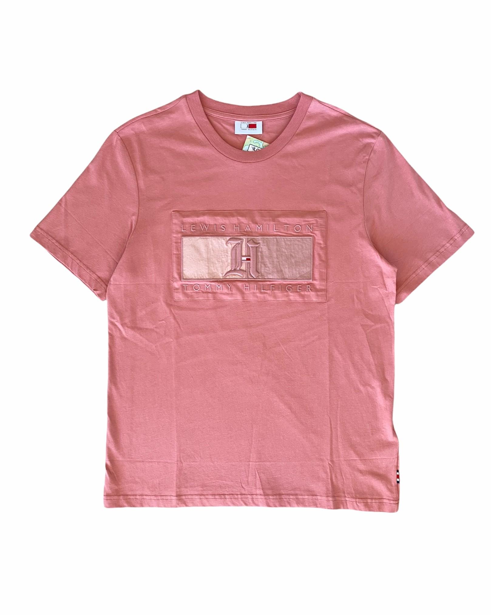 TH. X Lewis Hamilton Flag T Shirt (STO7)