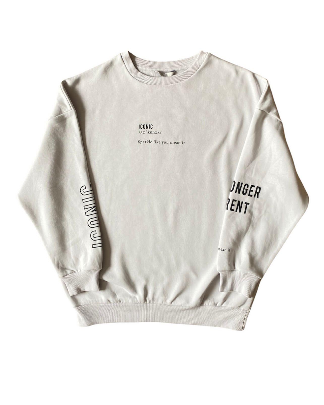 Clock House Iconic Sweatshirt (SCL1)