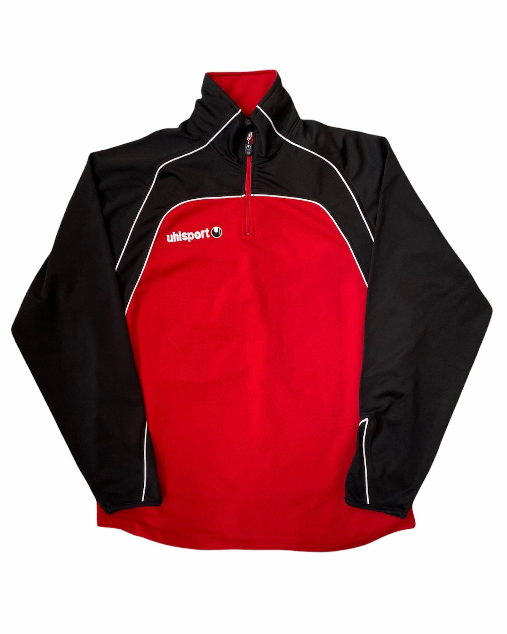 Uhlsport Half Zip Sweatshirt (XL)