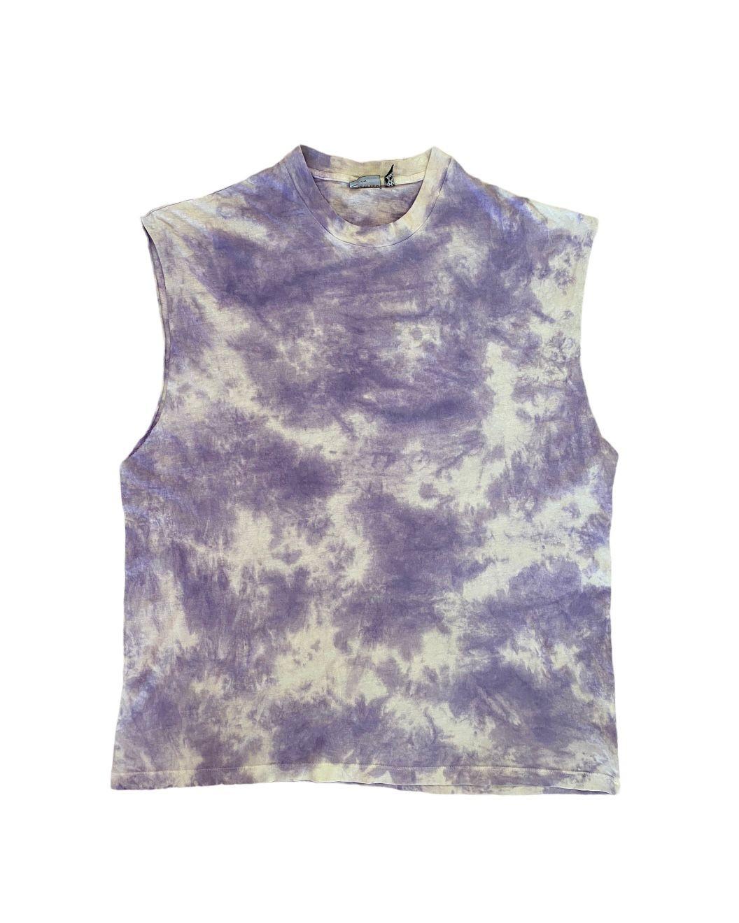 A. Design Tie Dye Kolsuz T Shirt (SAS9)
