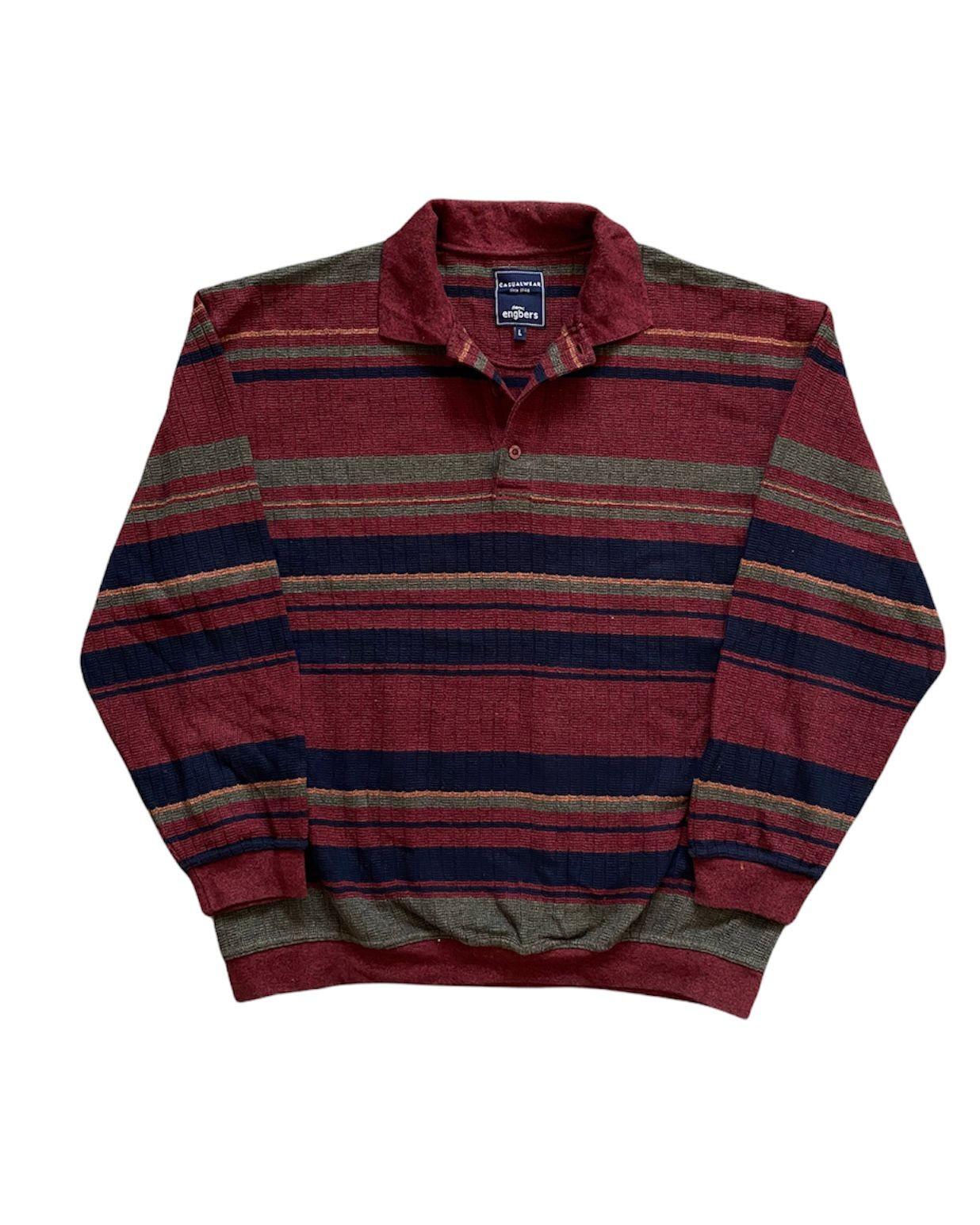 Engebers Vintage Polo Sweat (L)