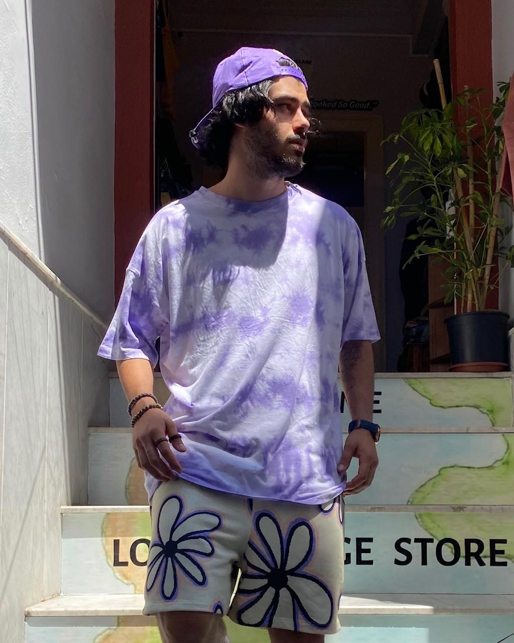 A. Design Tie Dye T Shirt (SAS4)