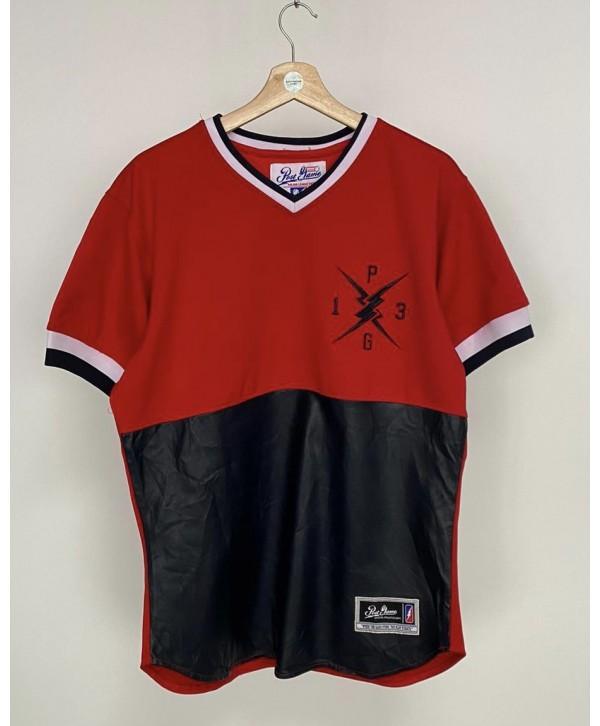 Post Game MLB Vintage Jersey T Shirt (L)