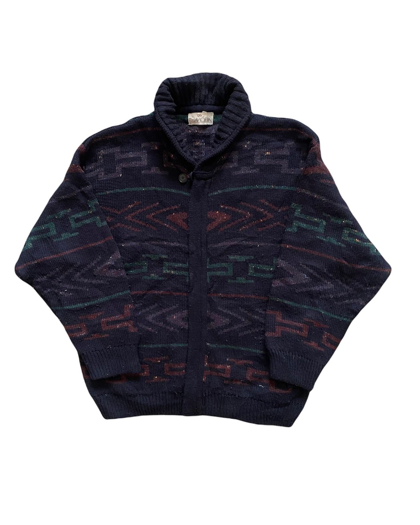 Pro Mod Vintage Yün Ceket (XL)