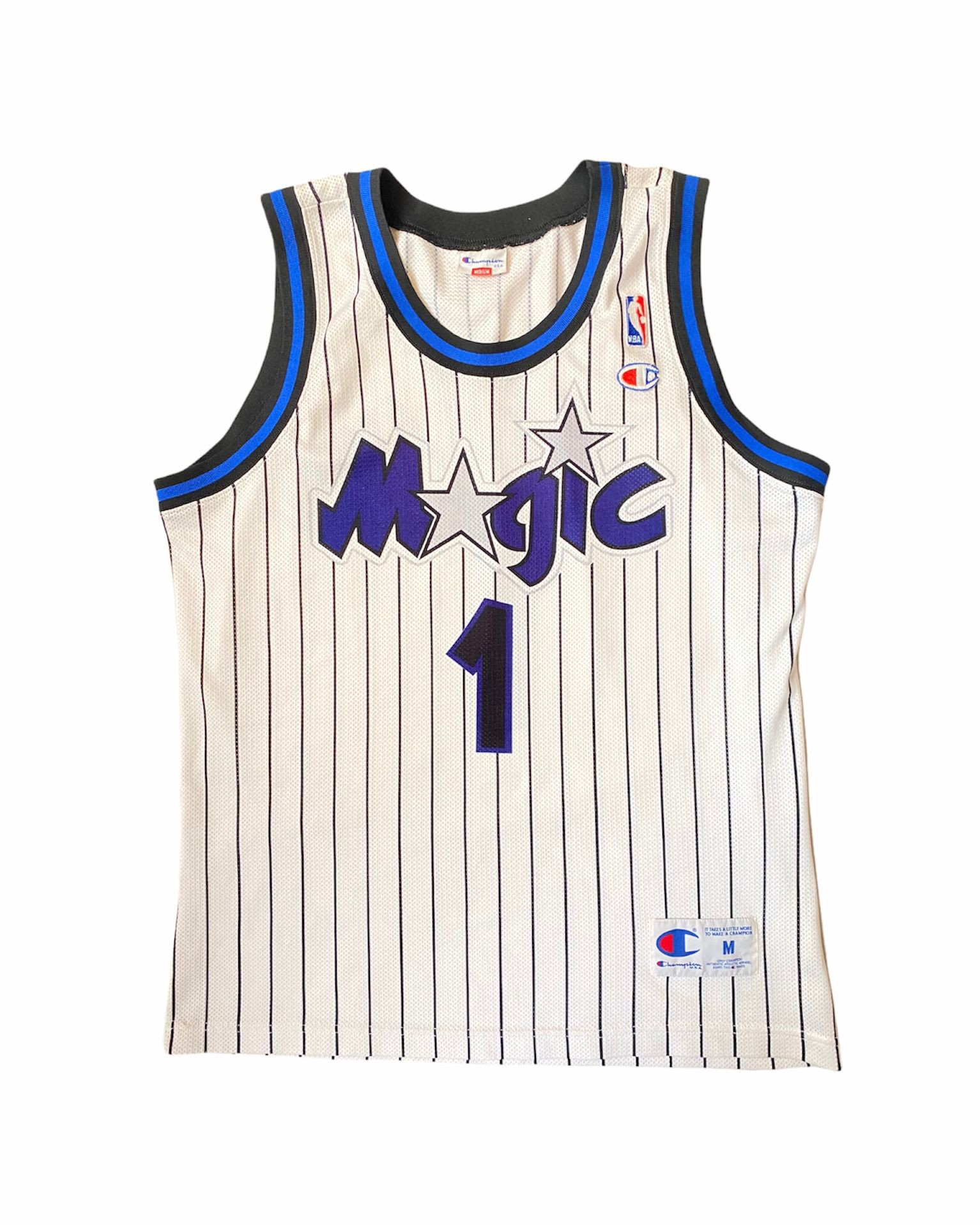 Champion 90's Orlando Magic Hardaway Jersey (M)