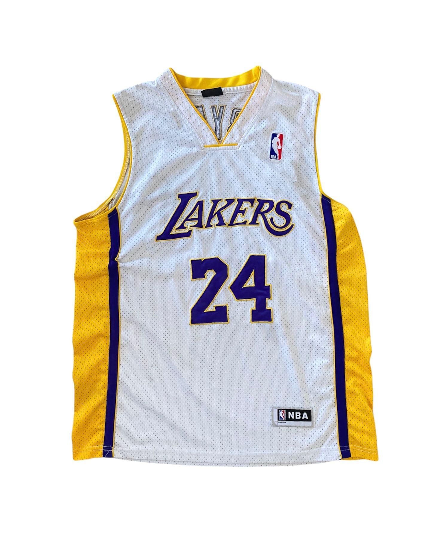 Nba Los Angeles Lakers Kobe Bryant Jersey (L)