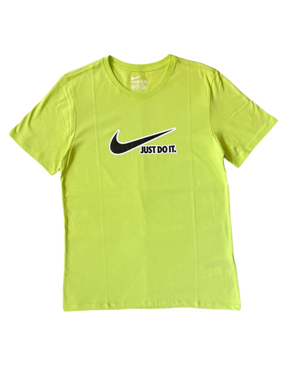 N. Just Do It Neon T Shirt