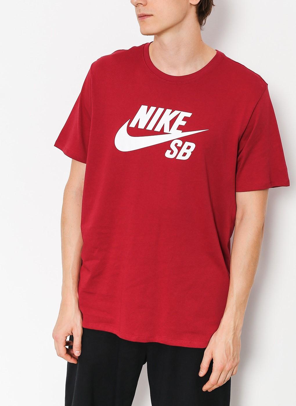 N. Skate Board Kırmızı T Shirt (SNI3)