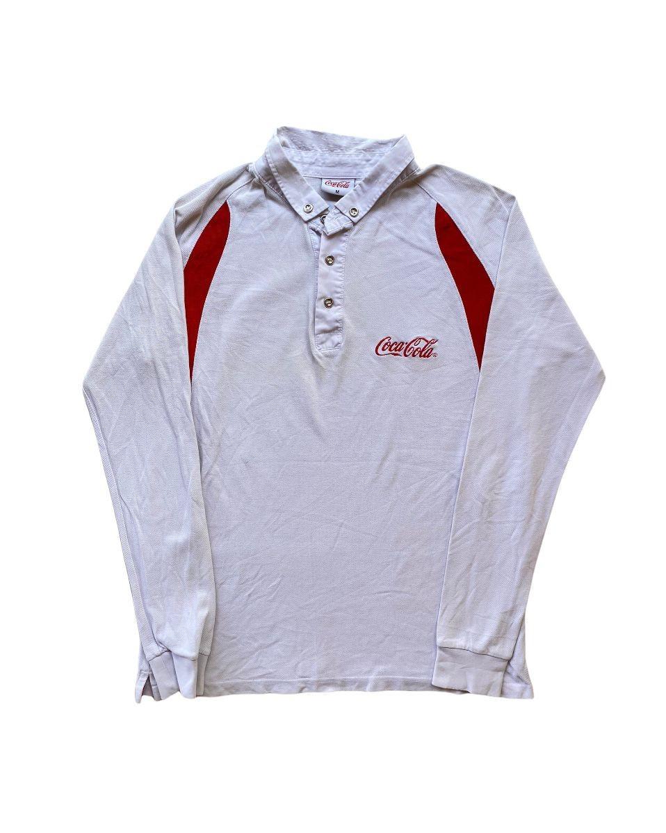 Coca cola Polo Sweatshirt (M)