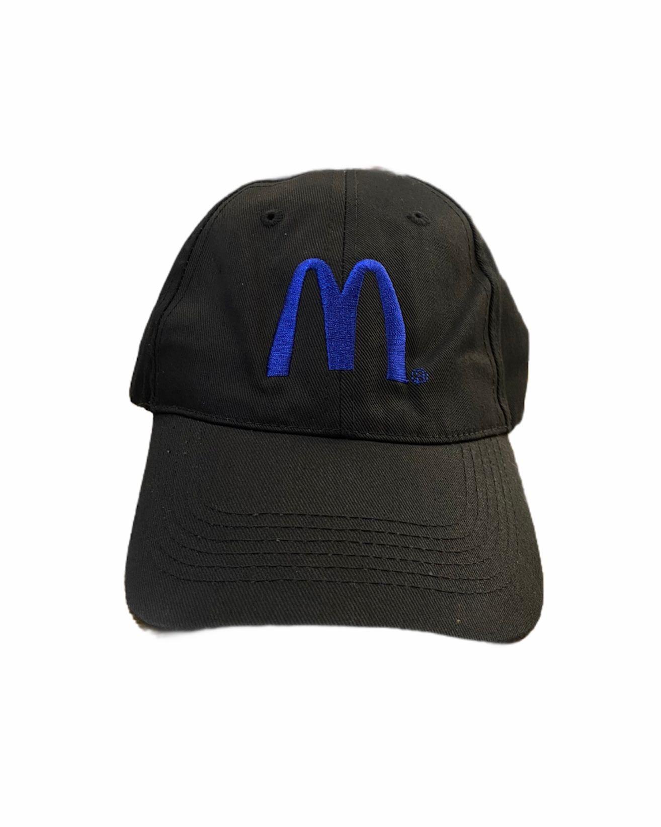 MC Donalds Vintage Şapka