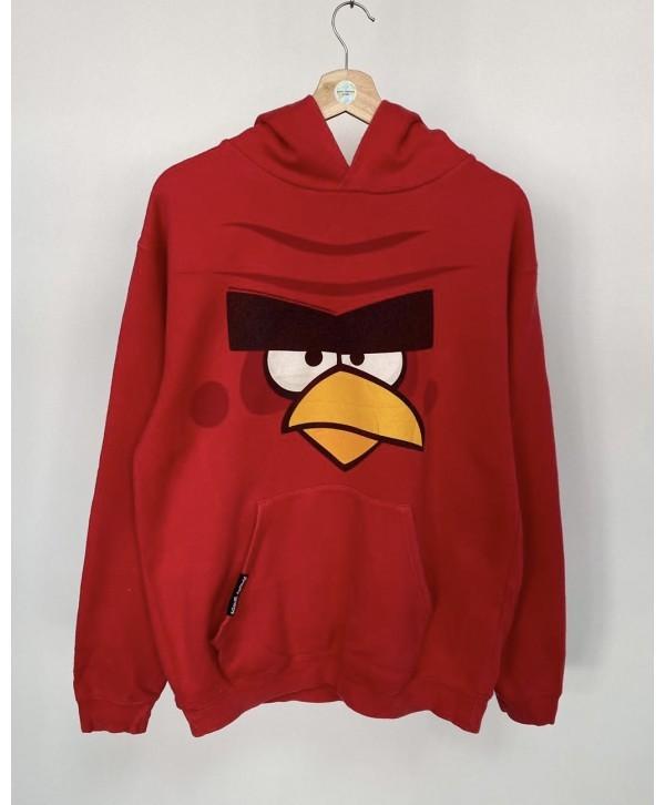 Angry Birds Vintage Red Hoodie (M)
