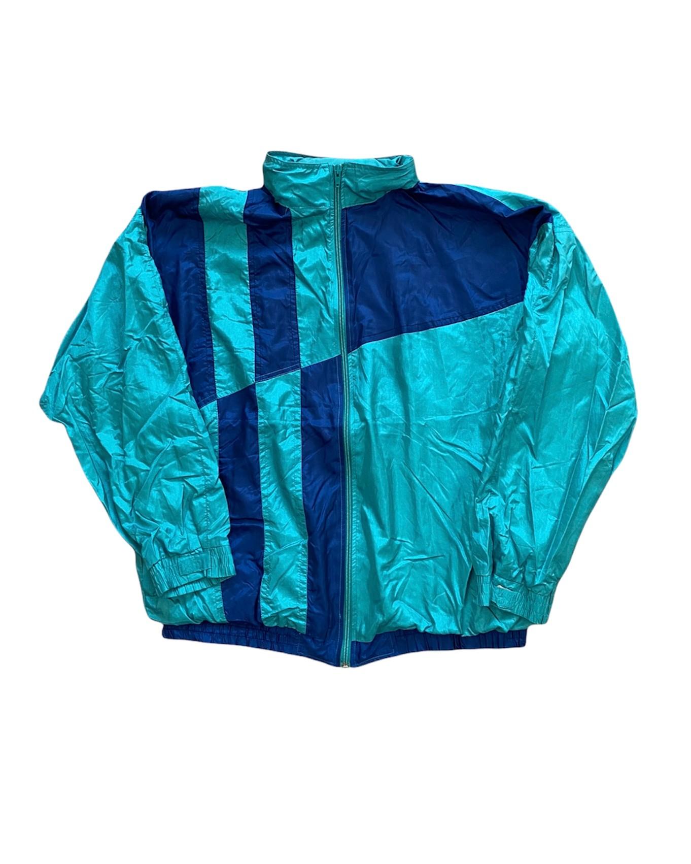 Blue Tones 90's Mevsimlik  Ceket (M)