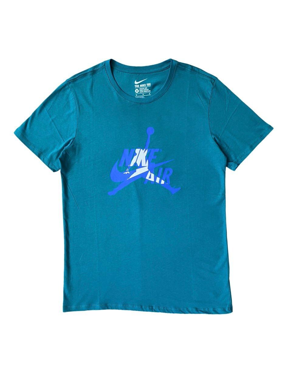 N. Air Jordan Su Yeşili T Shirt