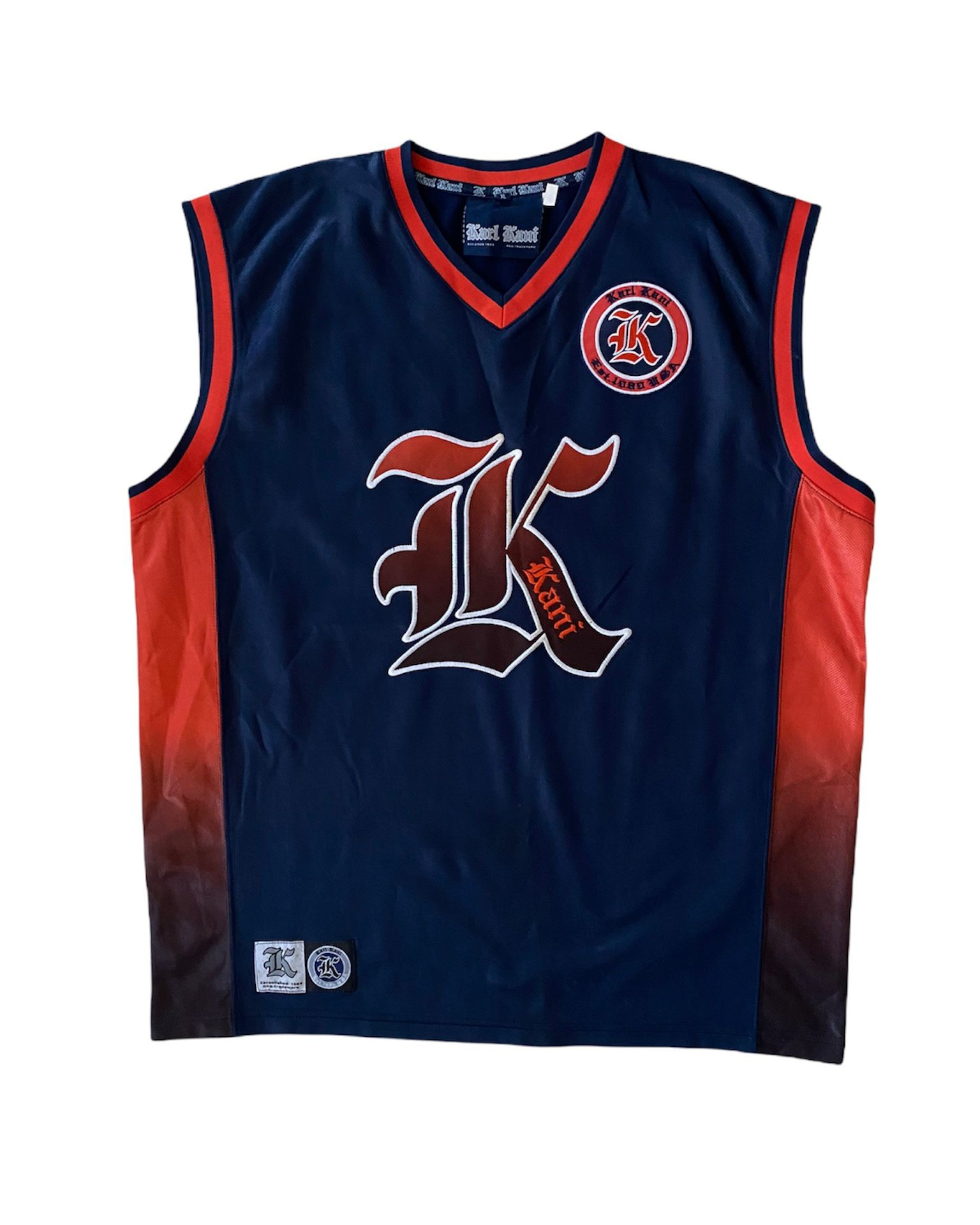 Karl Kani 90's Vintage Jersey (XL)