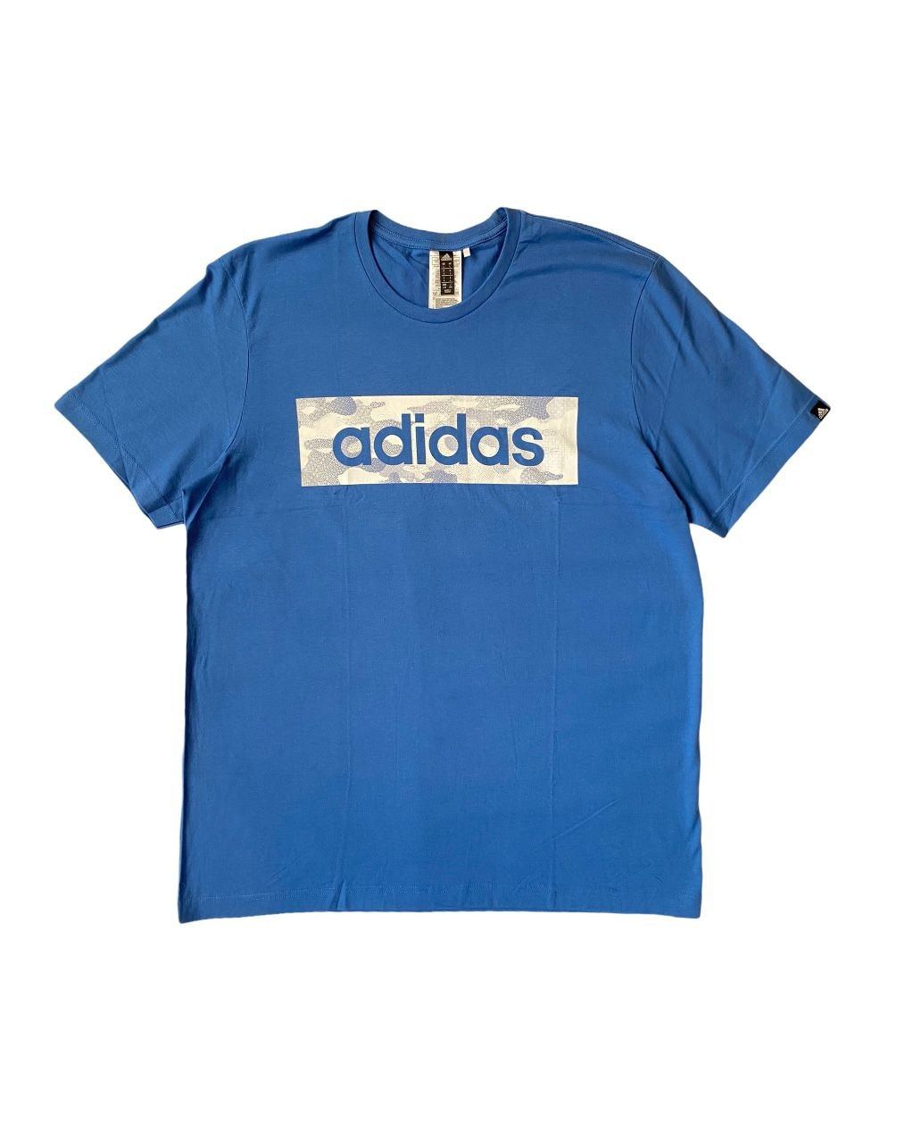 A. Printed Blue T Shirt