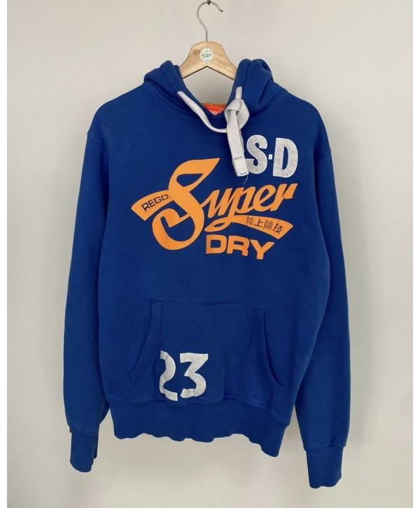 Super Dry Vintage Japan Hoodie (L)