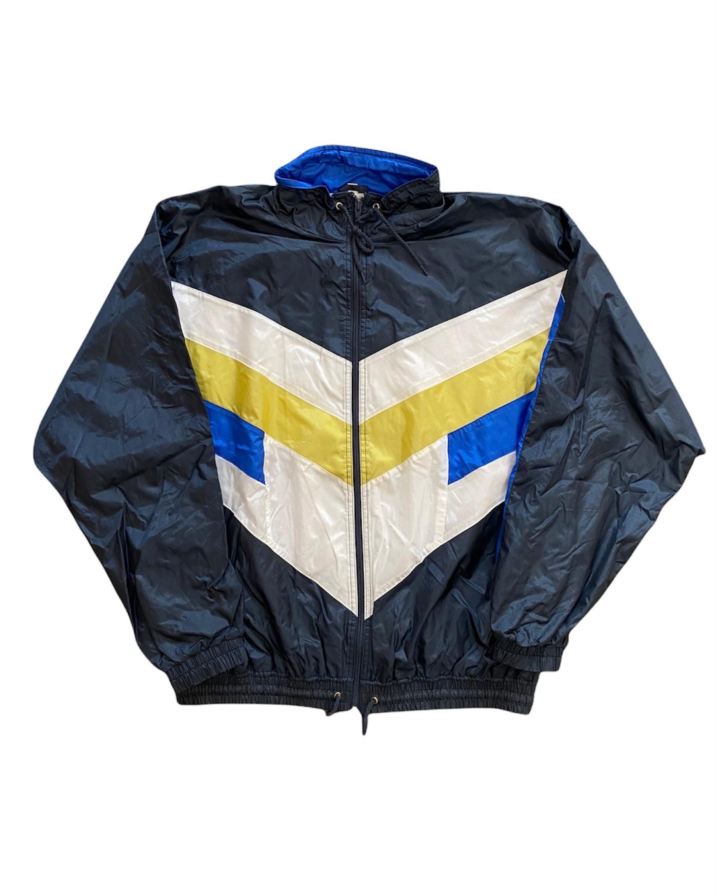 90's Old School Mevsimlik Ceket (XL)