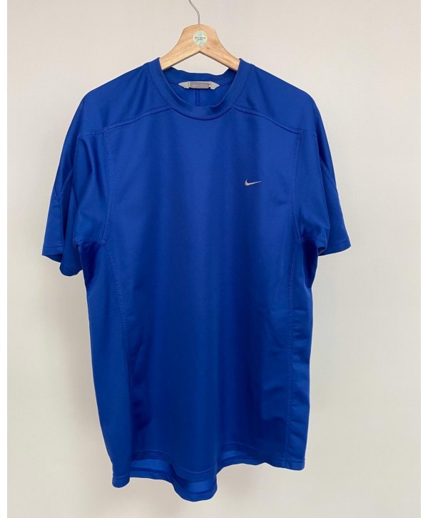 Nike 90s Swoosh Logo T Shirt (L)