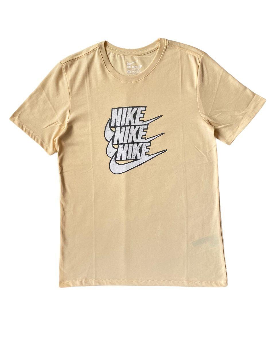 N. Triple Printed T Shirt